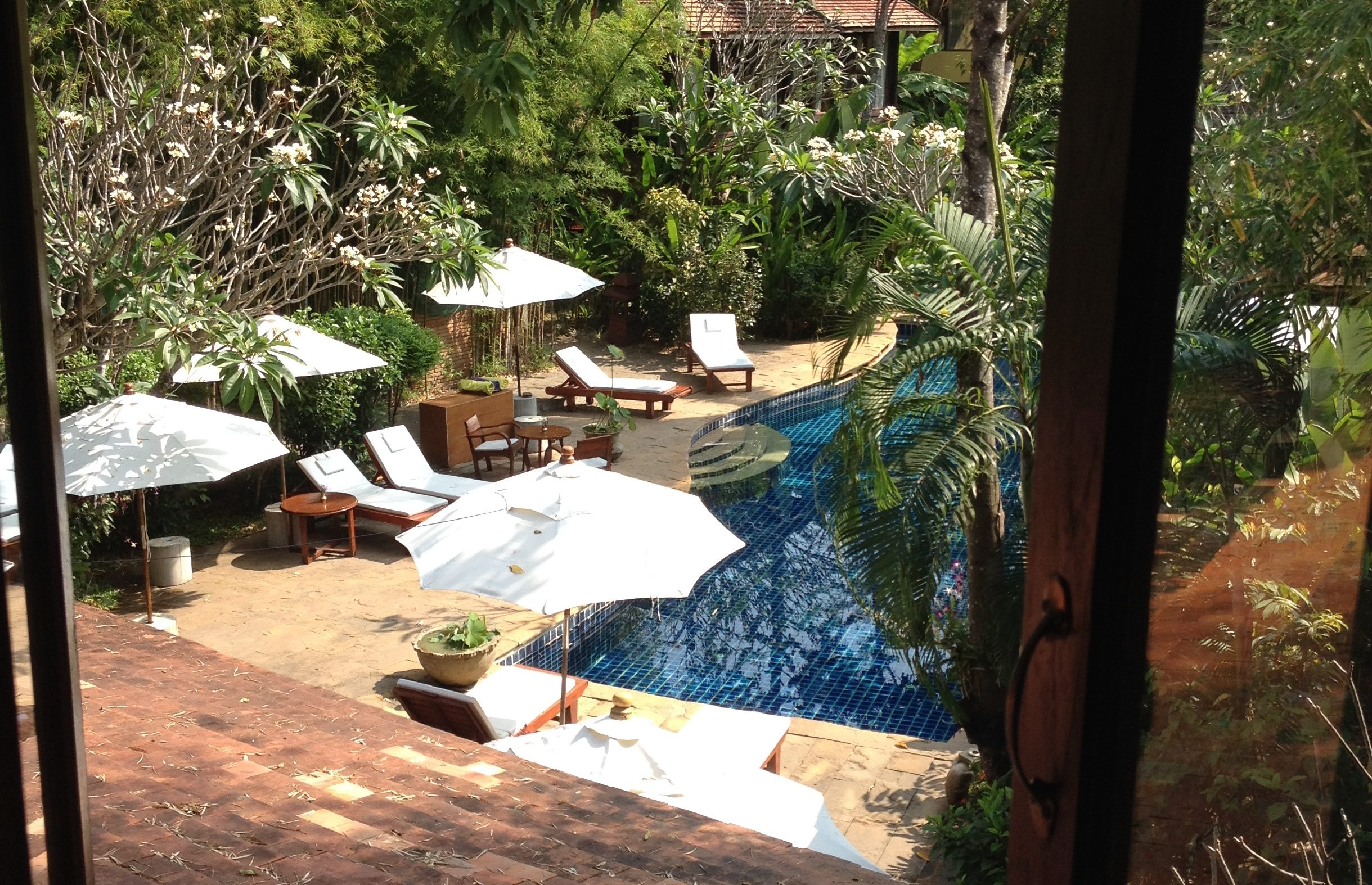Best place to stay in Chiang Mai - find out at wanderdolls.com