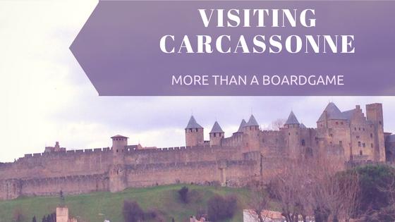 Visiting Carcassonne