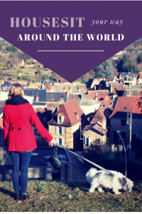 House sit your way around the world