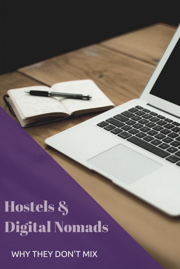 hostels and digital nomads