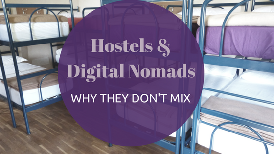Hostels and Digital Nomads