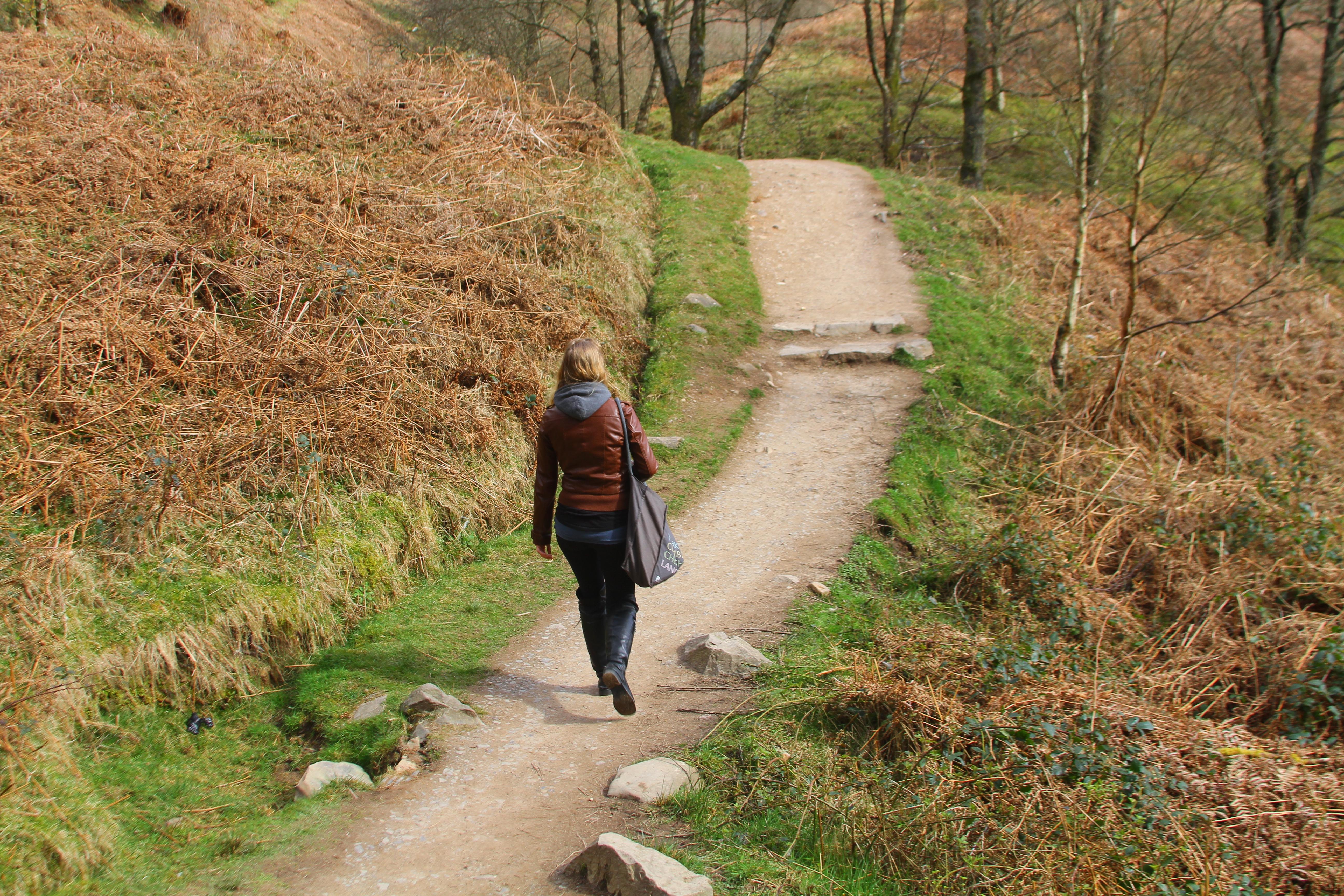 Millenium Trail with Haggis Adventures
