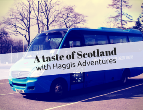 1 Day Tour in Scotland with Haggis Adventures