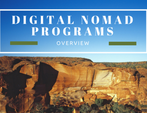 Digital Nomad Programs Overview