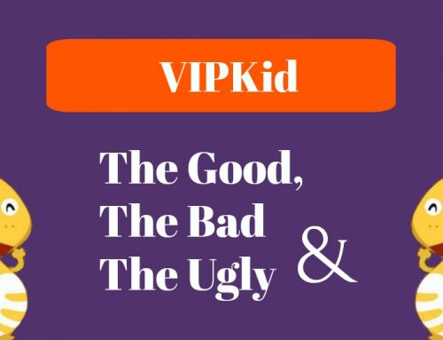 VIPKid: The Good, The Bad, and The Ugly
