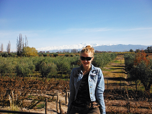 Mendoza - Backpacking in Argentina