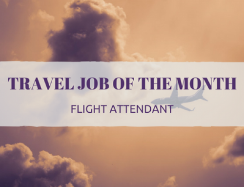 Travel Job of the Month: Flight Attendant