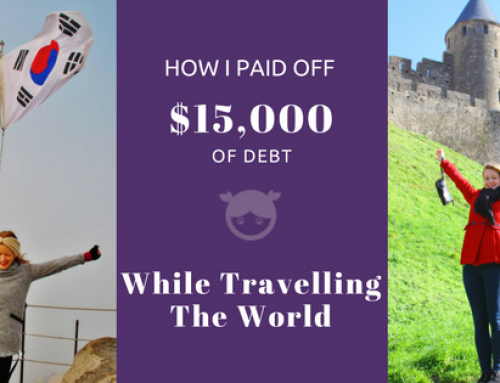 How I Paid Off Over $15,000 of Debt While Travelling the World