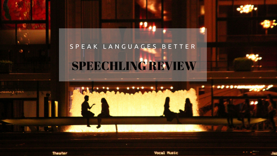 speechling review
