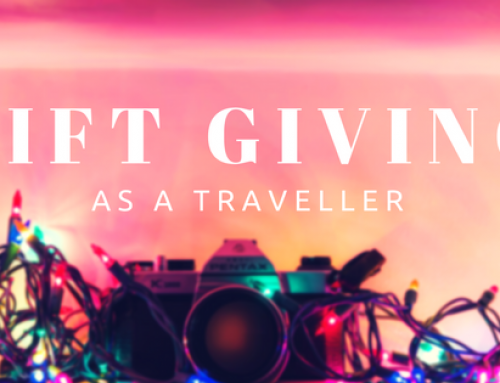 Gift Giving as a Traveller