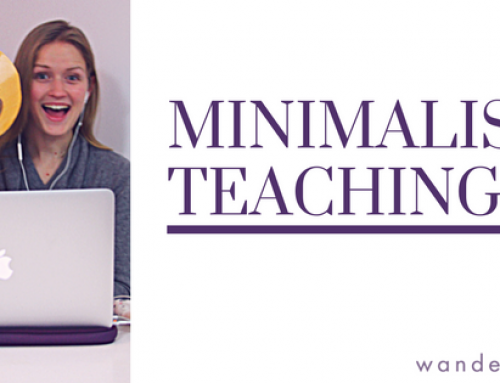Online Minimalist Teaching