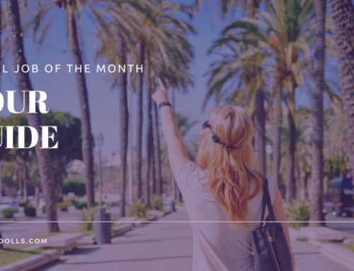 Travel Job of the Month: Tour Guide