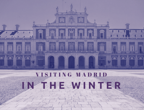 Visit Madrid in the Winter